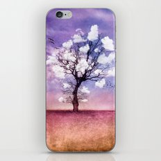 ATMOSPHERIC TREE - Pick me a cloud II iPhone & iPod Skin