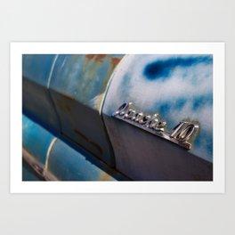 Ford Apache 10 Art Print