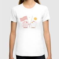 breakfast T-shirts featuring breakfast by gotoup