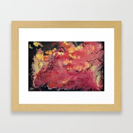 Hues of Autumn Framed Art Print