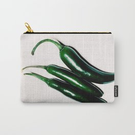 Hot (Peppers) Carry-All Pouch