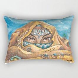 DESERT NYMPH Rectangular Pillow