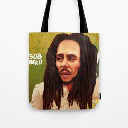 Caricature Tote Bag
