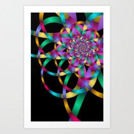 pattern and color -53- Kunstdrucke
