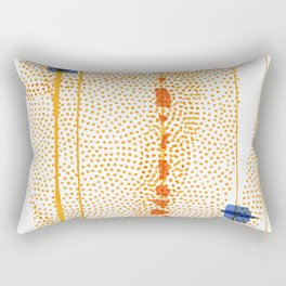 Some days are just like that | Modern and Happy Art Rectangular Pillow