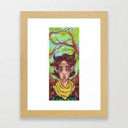 Merrill Framed Art Print