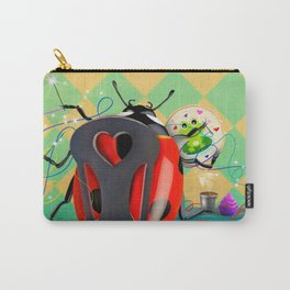 You Found Your Stitchy Bug Carry-All Pouch