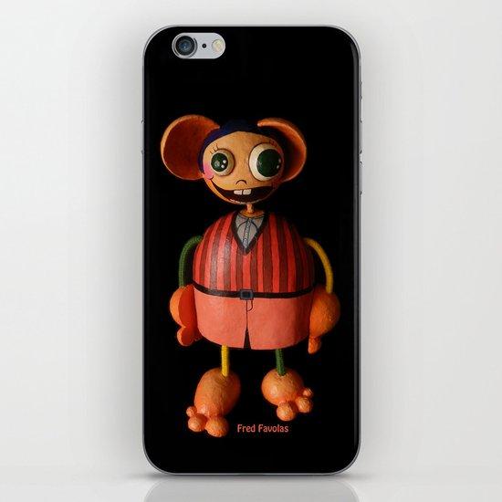 Fred Favolas iPhone & iPod Skin