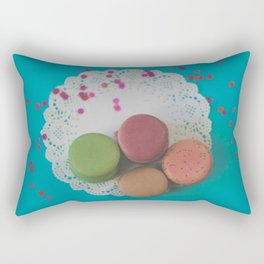 Macarons Rectangular Pillow
