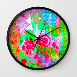 Oh C'Mon, Let's Play! 2 Wall Clock