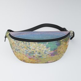 John Peter Russell - In the morning, Alpes Maritimes from Antibes Fanny Pack