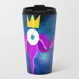 Steampunk king octopus Travel Mug
