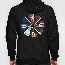 Color Wheel No.001 Hoody