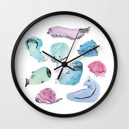 Aaahh!!! Real Sea Monsters Wall Clock