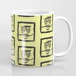 Square by Caleb Croy Coffee Mug