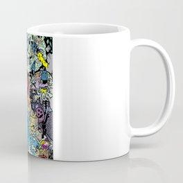 Doodle Weird (Hidden Doodles) Coffee Mug