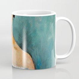 Egon Schiele Houses With Laundry Coffee Mug