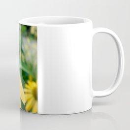 Yellow Echinacea/Coneflower Coffee Mug