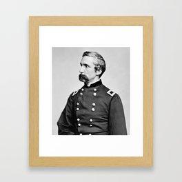 Joshua Lawrence Chamberlain - Civil War Framed Art Print