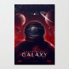 Super Mario Galaxy Canvas Print