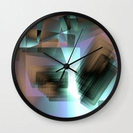Escarpment Light Wall Clock