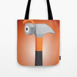 hammer eye Tote Bag
