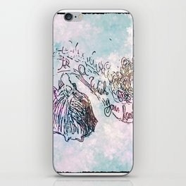 A dream is a wish your heart makes 1 iPhone Skin