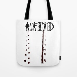 Infected Zombie Tote Bag