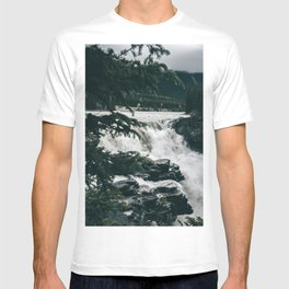 Athabasca Falls T-shirt