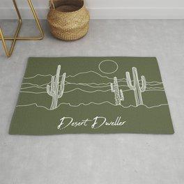 Desert Dweller Rug