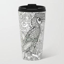 Hornbill of Malaya Travel Mug