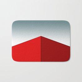RED BOX Bath Mat