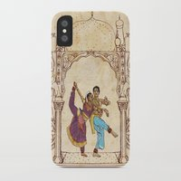india iPhone & iPod Cases featuring India by Tina Schofield