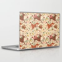woodland Laptop & iPad Skins featuring Woodland by Sophie Eves
