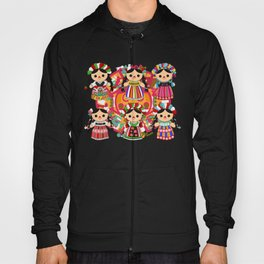 Mexican Dolls Hoody