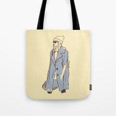 Coat Tote Bag