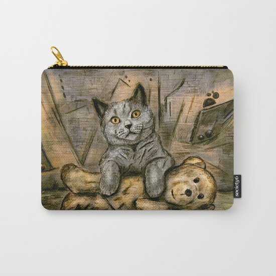 My Playfriend Carry-All Pouch