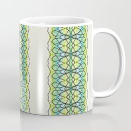 Green Happiness Coffee Mug