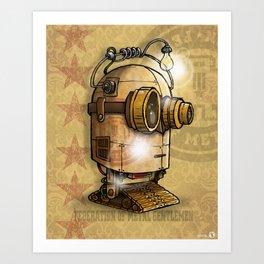 FMG - 003 Art Print