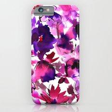 Sara Floral Pink iPhone 6s Slim Case
