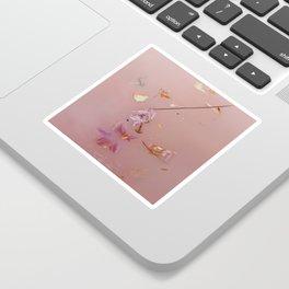 Pink Bath Photoshoot Sticker