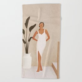 That Summer Feeling III Beach Towel