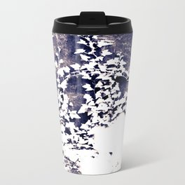 Ivy & Weeds on the Wall Metal Travel Mug