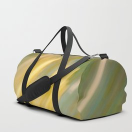 Ancient Gold and Turquoise Texture (variation) Duffle Bag