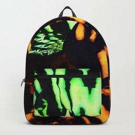 Neon animal skin Backpack