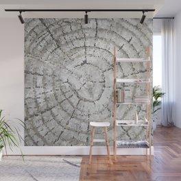 Closing Circles Wall Mural