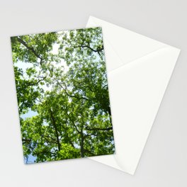 Reunion Treescape Stationery Cards