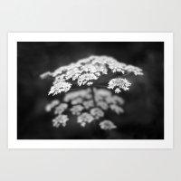 Laserwort Art Print
