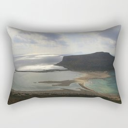 Crete, Greece 3 Rectangular Pillow