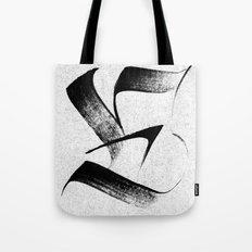 Fraktur-e Tote Bag